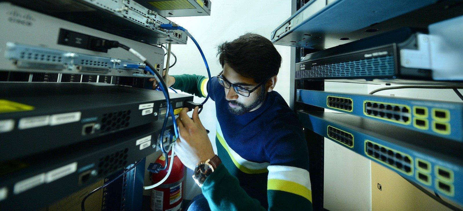 Touro College GST picture networking